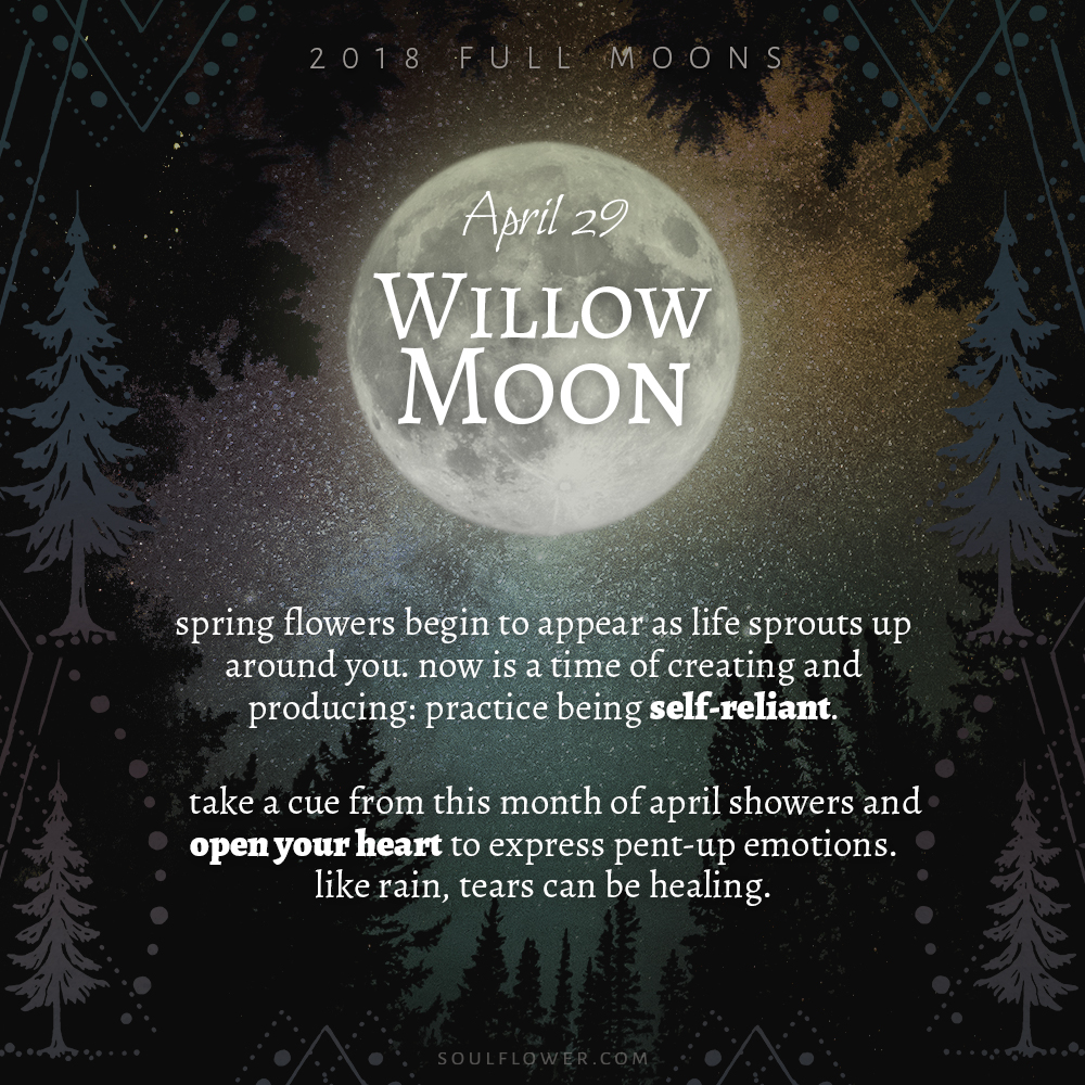 04 29 - 2018 Full Moons - April