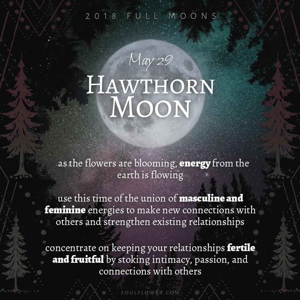 05 29 - 2018 Full Moons - May