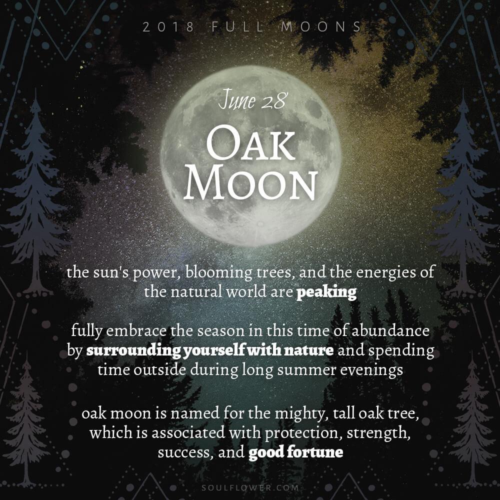 06 28 - 2018 Full Moons - June