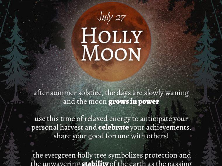07 27 1 760x570 - 2018 Full Moons - July