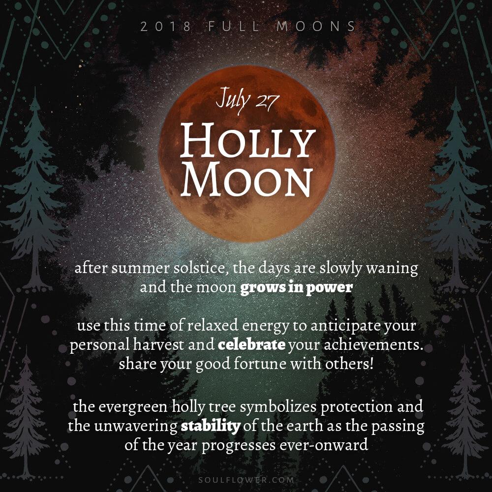 07 27 1 - 2018 Full Moons - July
