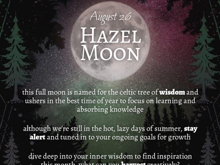 08 26 760x570 - 2018 Full Moons - August
