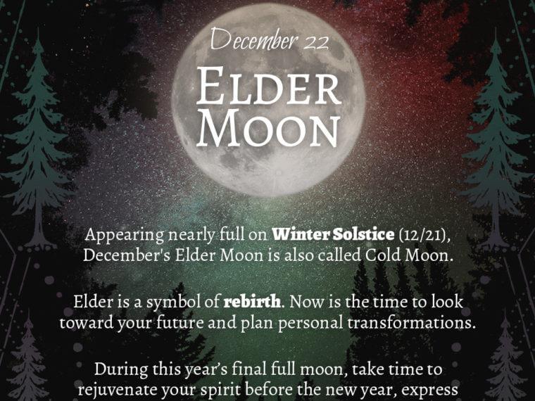 12 22 760x570 - 2018 Full Moons - December Elder Moon