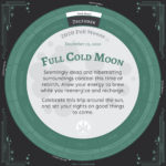 Moon Calendar 2020 - Dec Full Moon