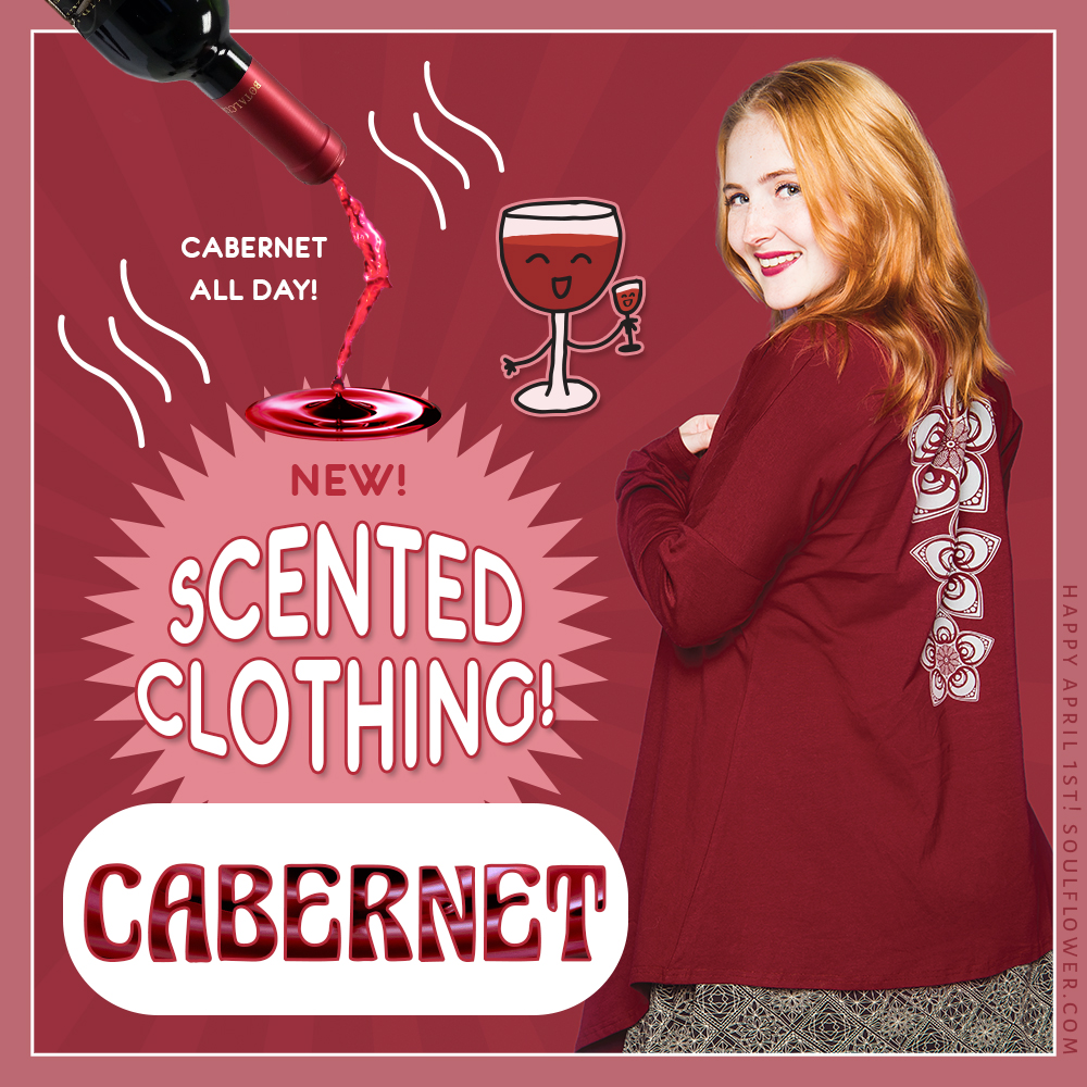4 1 cab - Introducing: New Scented Clothing