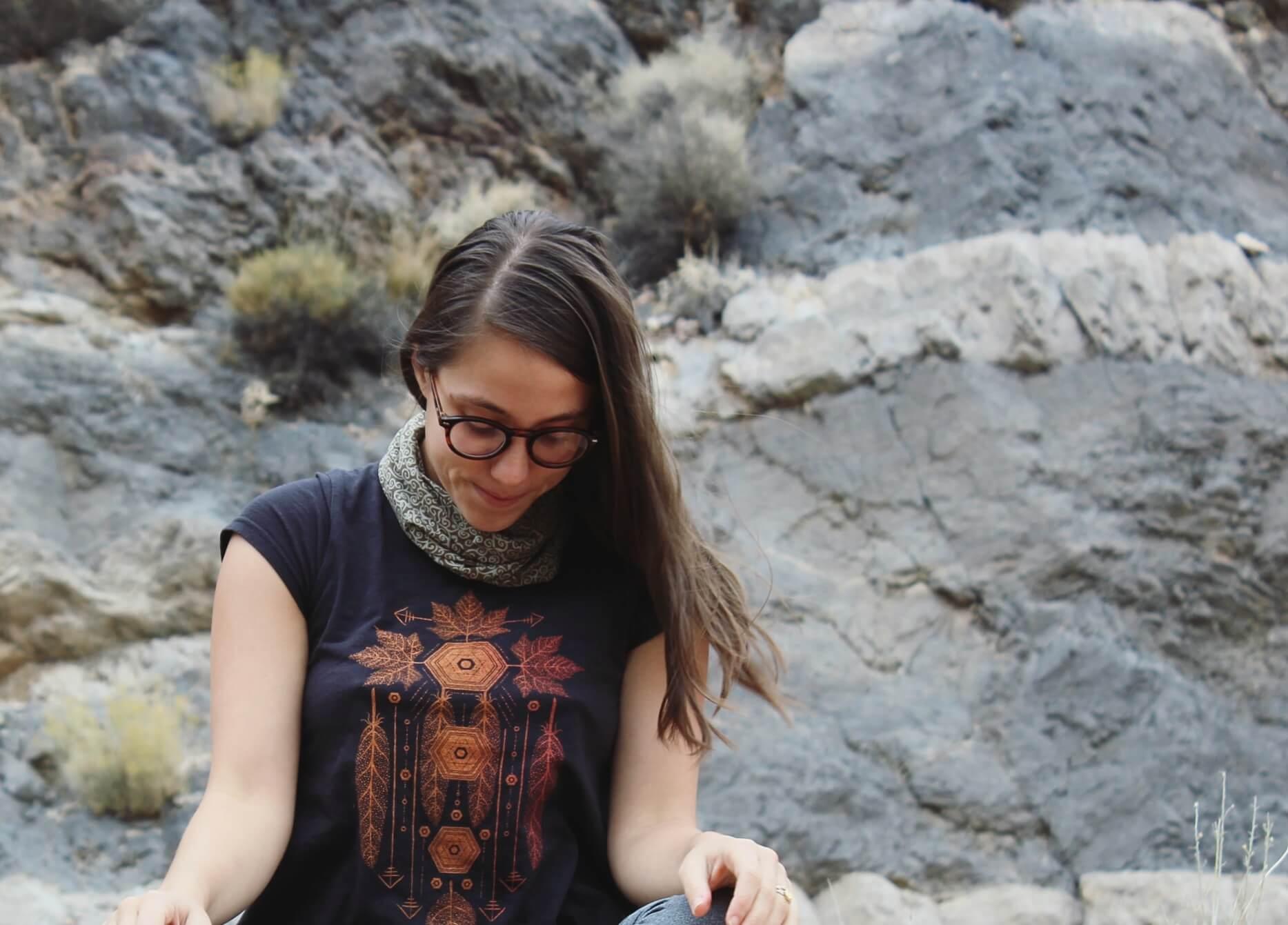 Shhhh! Tips on Taking a Vow of Silence | Soul Flower Blog | Soulflower | Vippasana | Meditate | Yoga