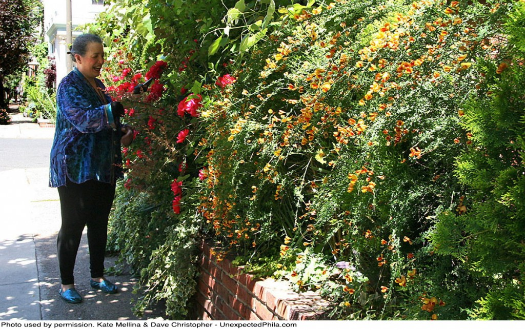 BetsyInGarden Image6 1024x644 - An Urban Oasis Grows in Philly