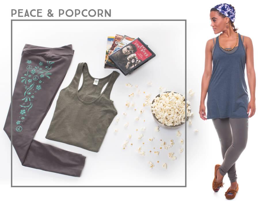 Blog peace popcorn - What's Your Zen? (Quiz)
