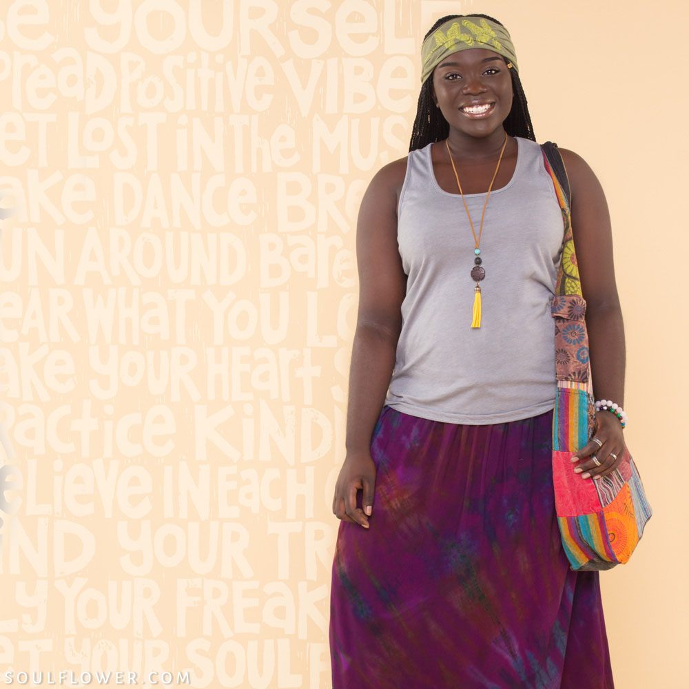 Plus Size Festival Fashion