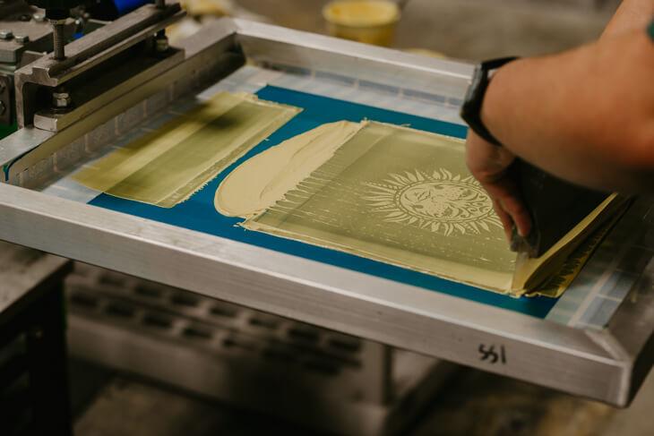 DSC9956 1 - Screen Printing: All. Day. Long.
