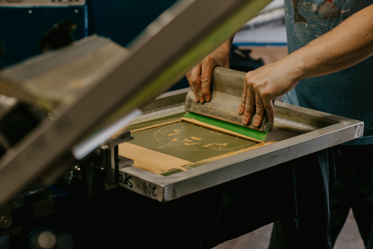 DSC9977 - Screen Printing: All. Day. Long.