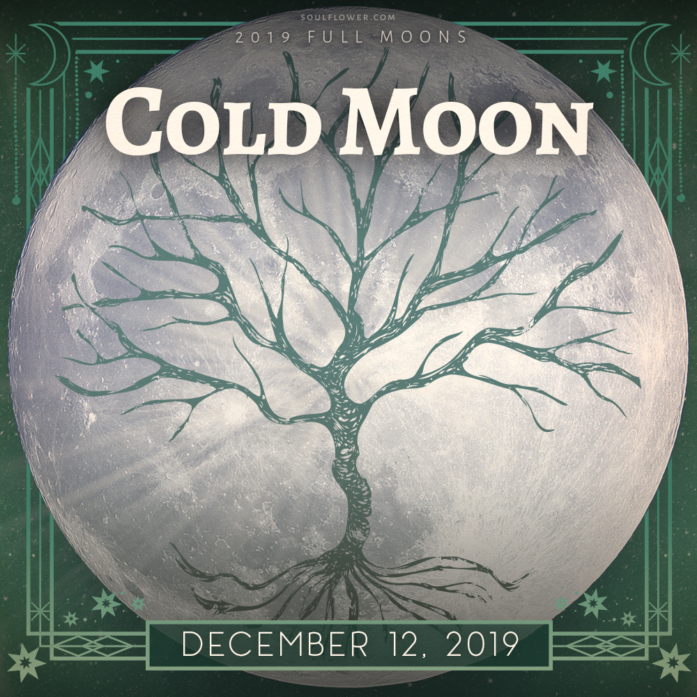 Dec 2019 full moon - 2019 Full Moon Calendar - Celebrate the Full Moon