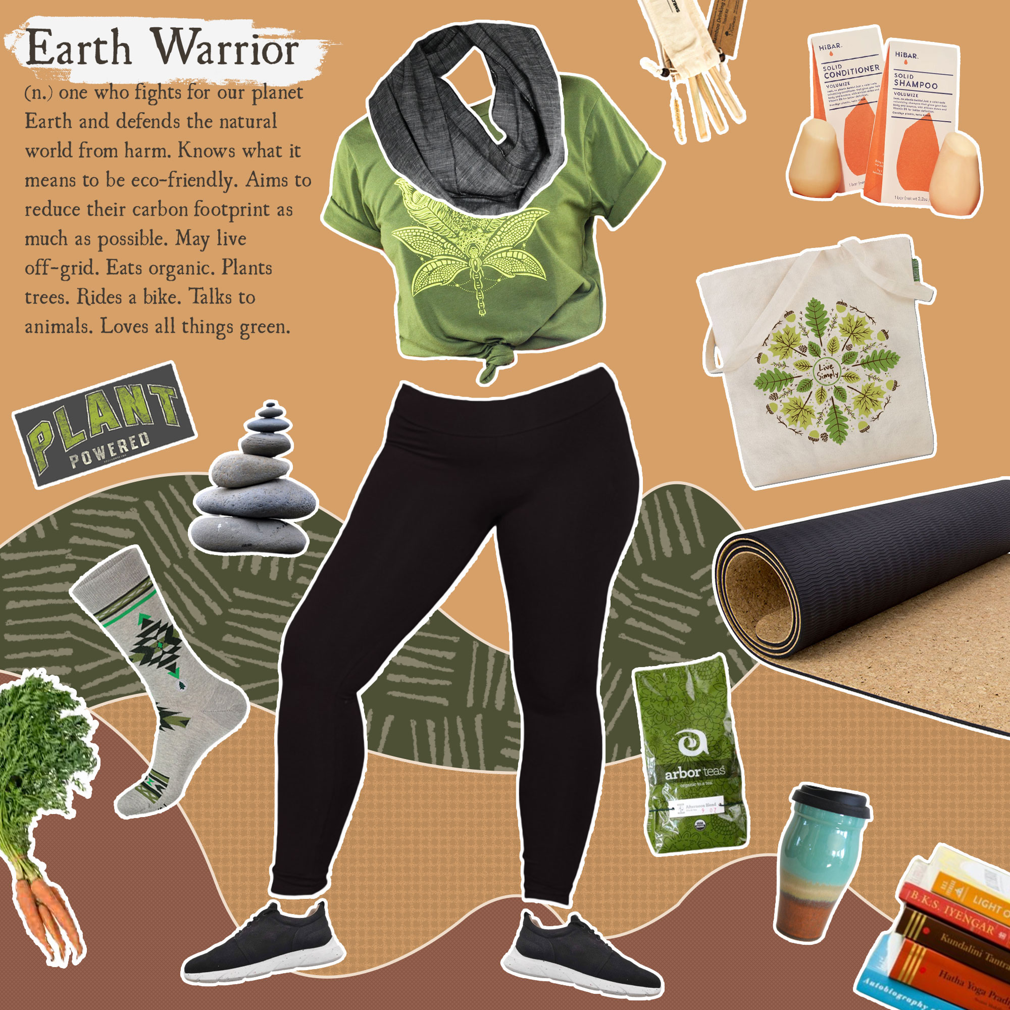 EarthWarrior Blog - What's Your Style? Find Your Best Outfit!