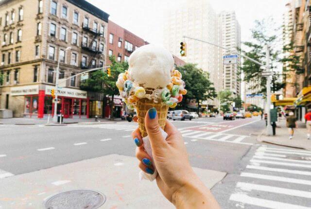 Emily ice cream 1 640x430 - Beat the Heat in NYC
