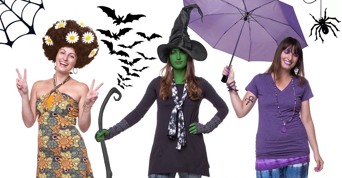 5 Soul Flower-Inspired Halloween Costumes | Soul Flower Blog | Soul Flower | Soulflower | Sunflower