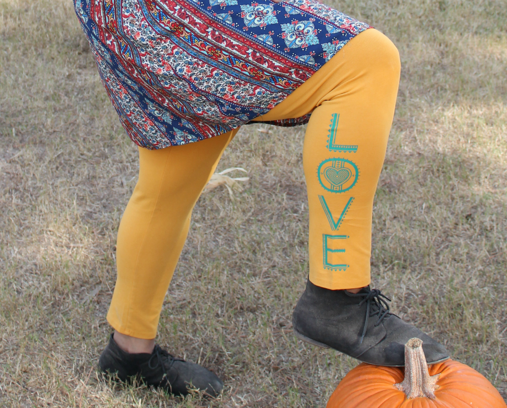 Hollie Love Leggings 3 - 5 Ways to Love Yourself