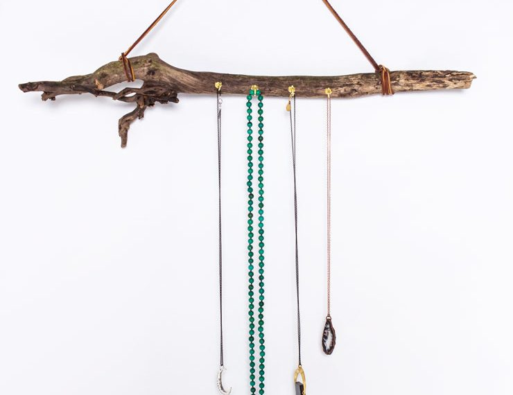 IMG 5234 740x570 - DIY Jewelry Storage - The Natural Way!