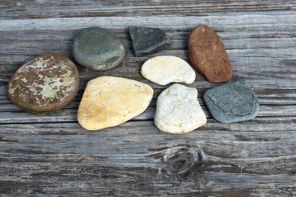 IMG 8473 - DIY: Mandala Garden Stones