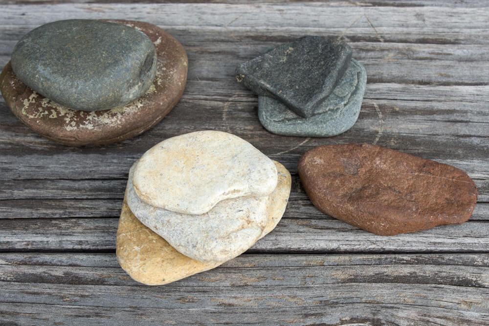 IMG 8475 - DIY: Mandala Garden Stones