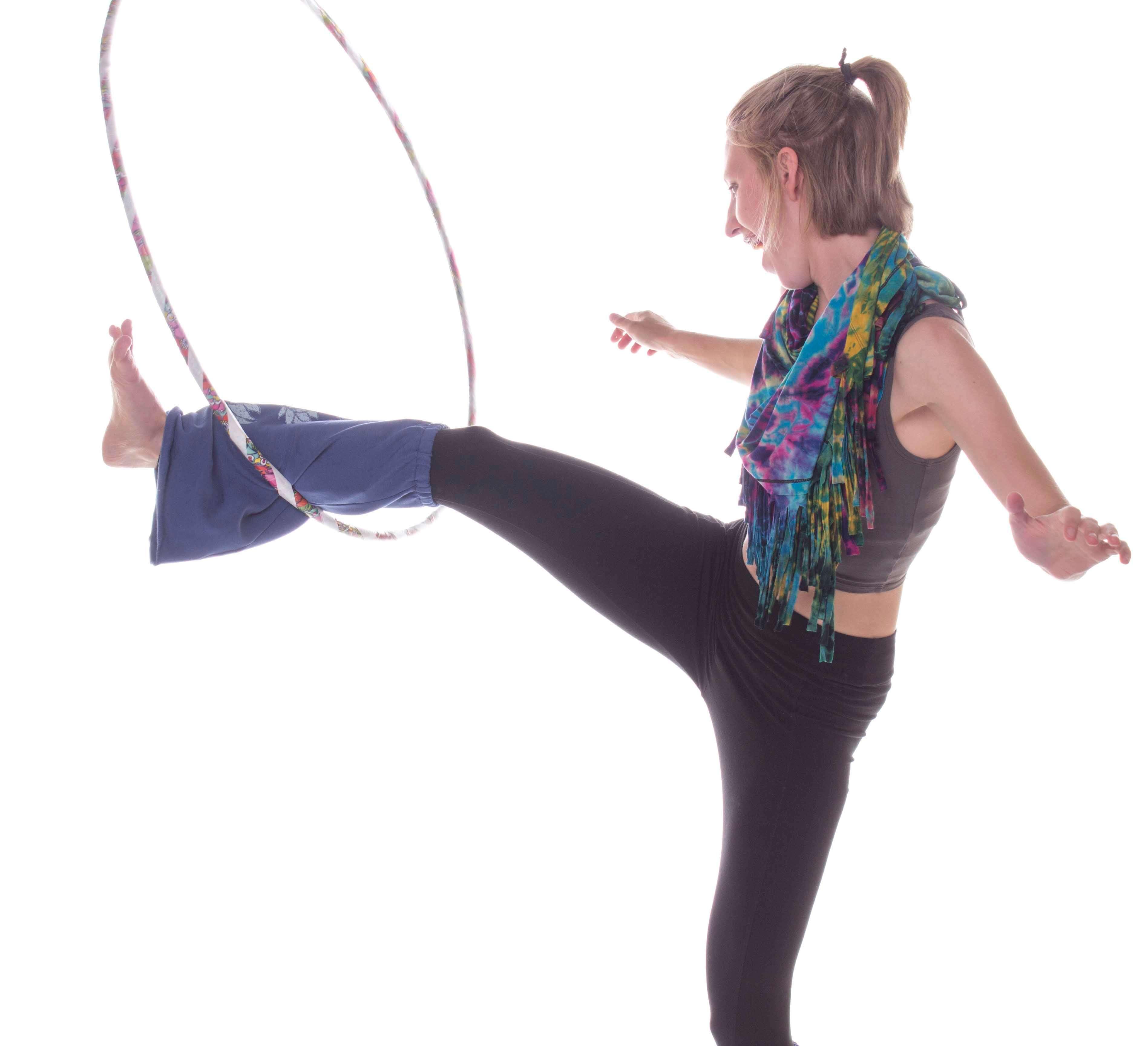 IMG 8639 - How to Make a Hula Hoop - DIY Hula Hoop