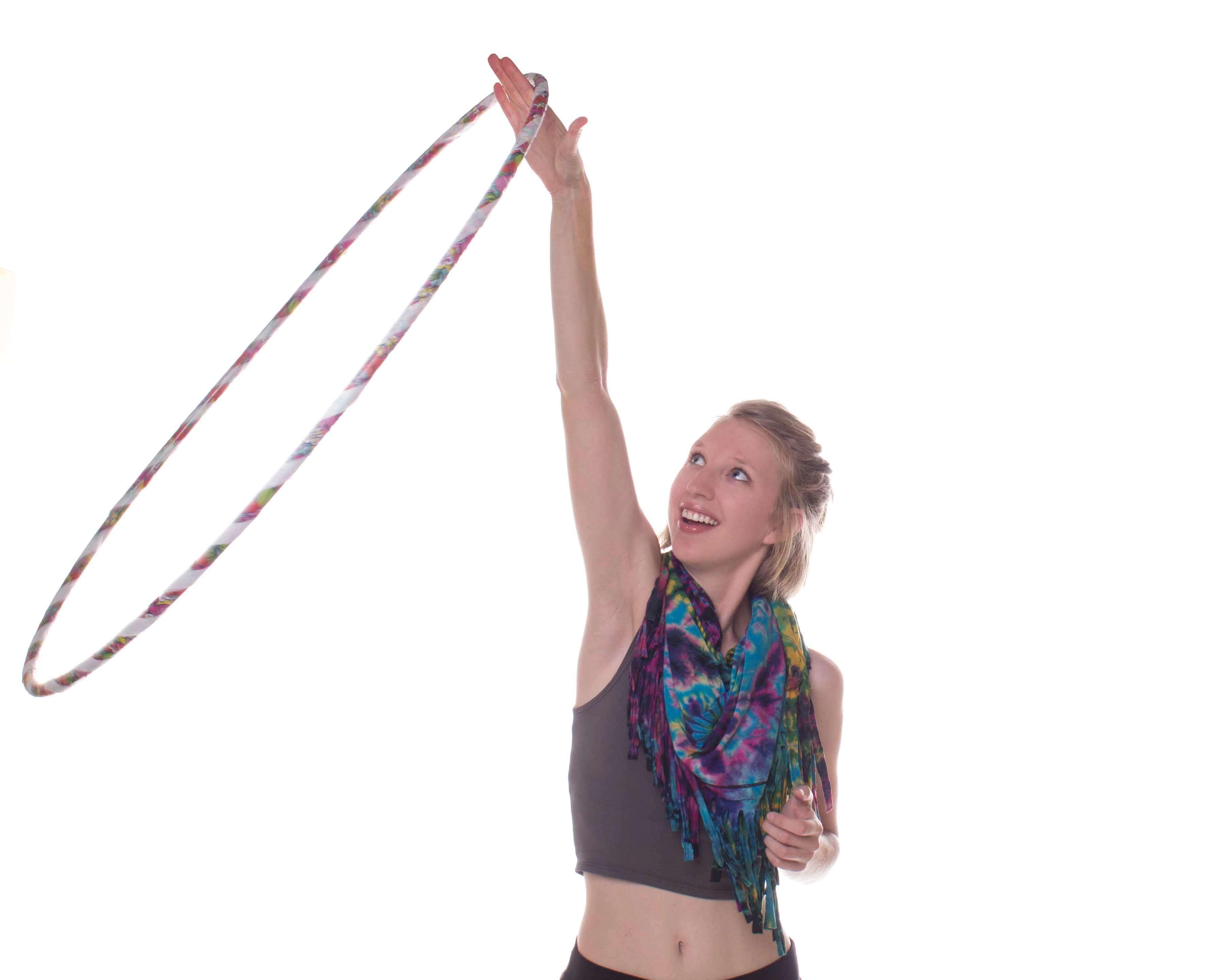 IMG 8653 - How to Make a Hula Hoop - DIY Hula Hoop