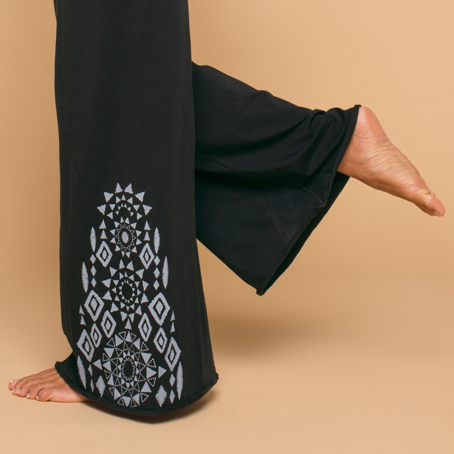 Flow Collection: Rising Sun Flowy Pants