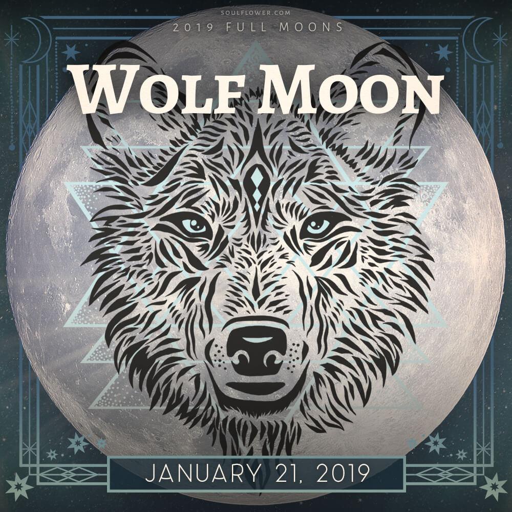 Jan 2019 full moon - 2019 Full Moon Calendar - Celebrate the Full Moon