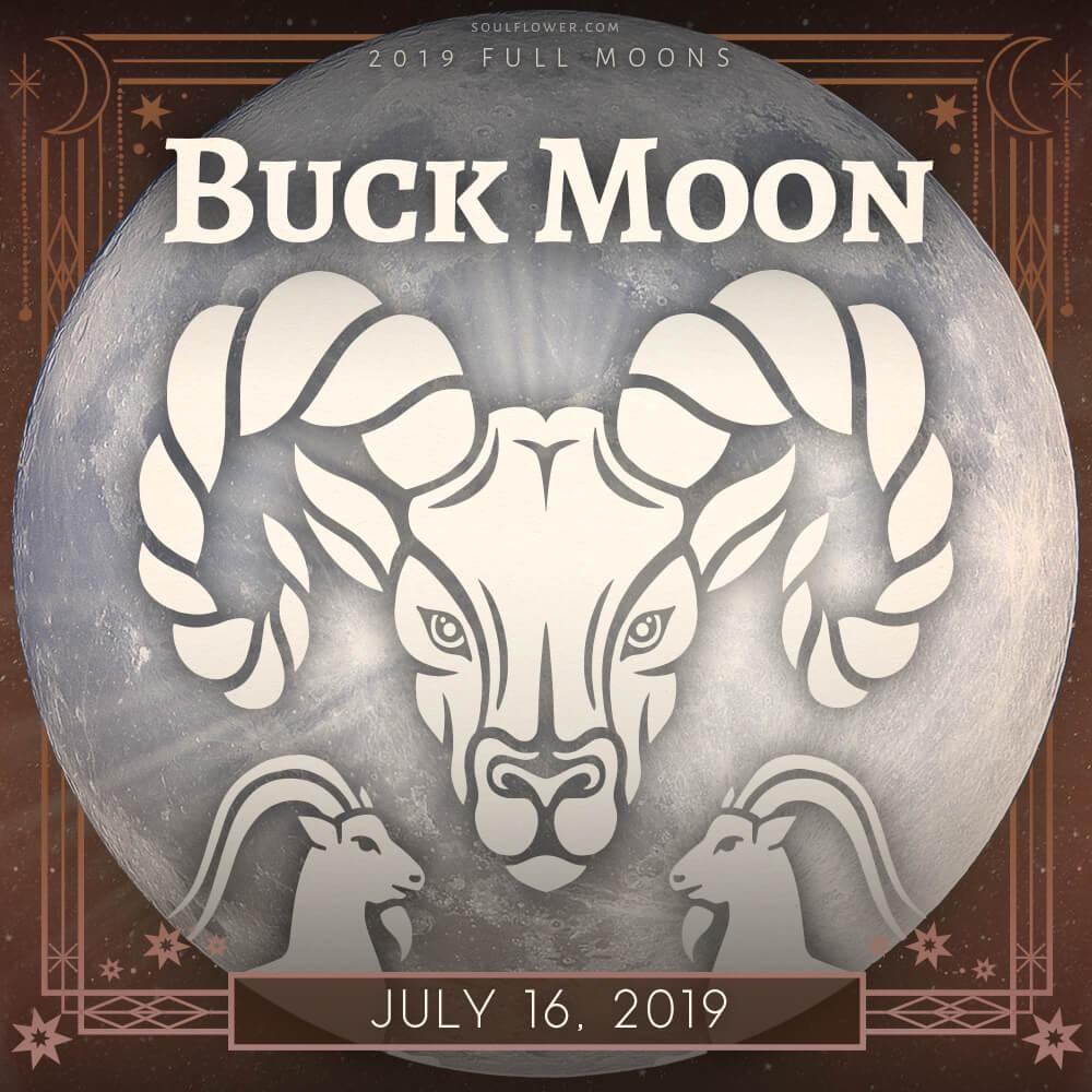 July 2019 full moon - 2019 Full Moon Calendar - Celebrate the Full Moon