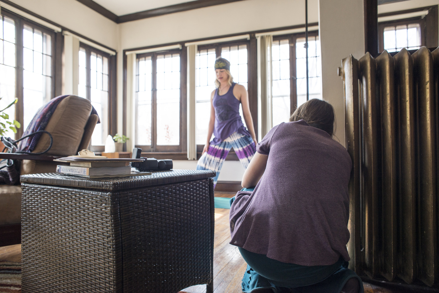 Behind the Scenes - Bohemian Dwelling Photoshoot - Soul Flower Blog