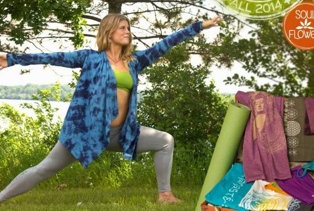 Lookbook Launch e1423259453967 640x430 - Soul Flower Yoga Lookbook: Yoga Go-Go