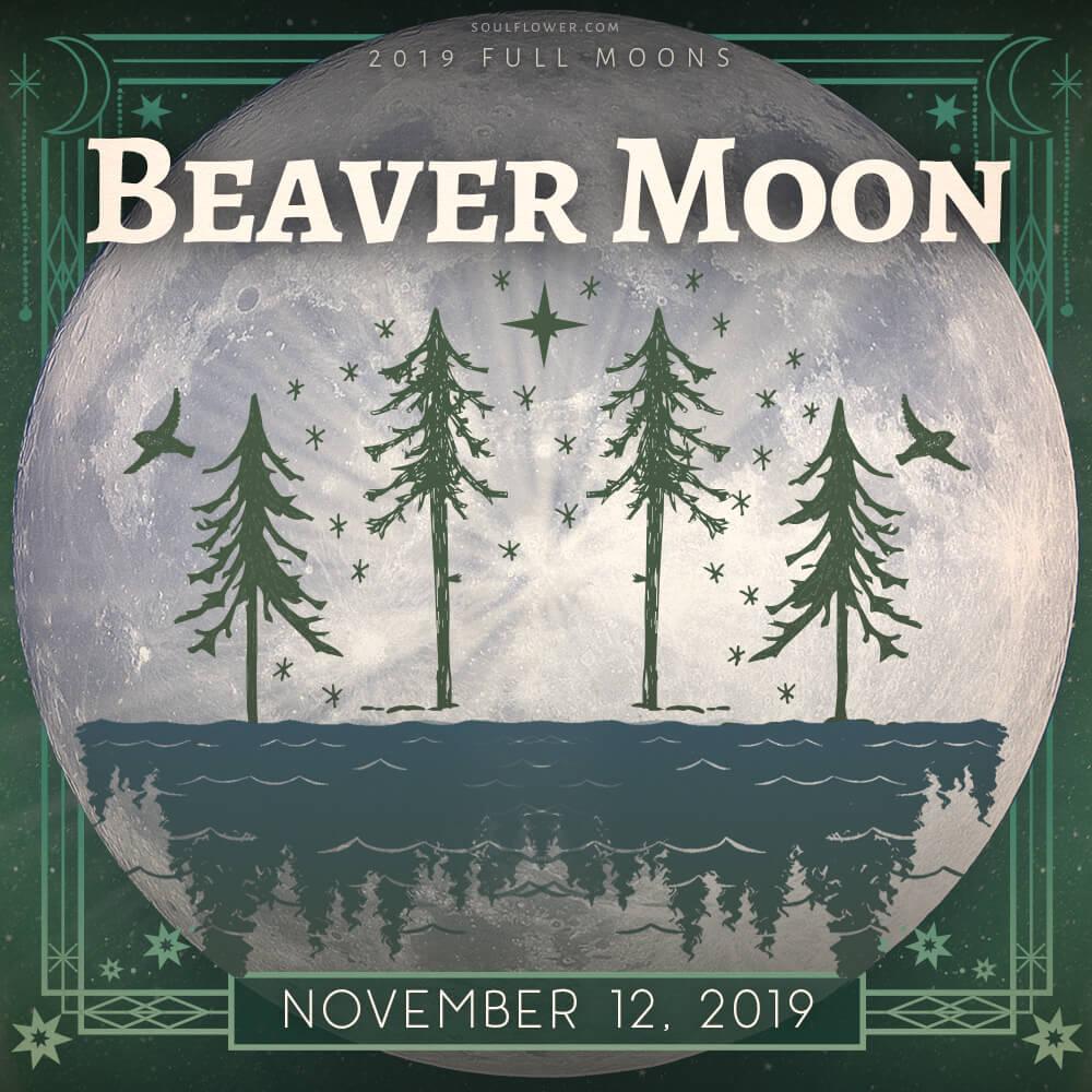 Nov 2019 full moon - 2019 Full Moon Calendar - Celebrate the Full Moon