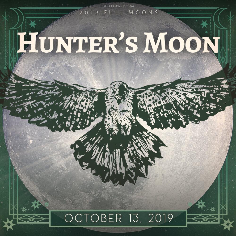 Oct 2019 full moon - 2019 Full Moon Calendar - Celebrate the Full Moon