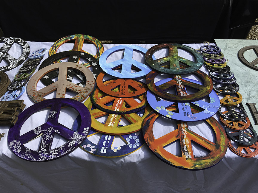 PeaceSymbols - Were You At Woodstock?