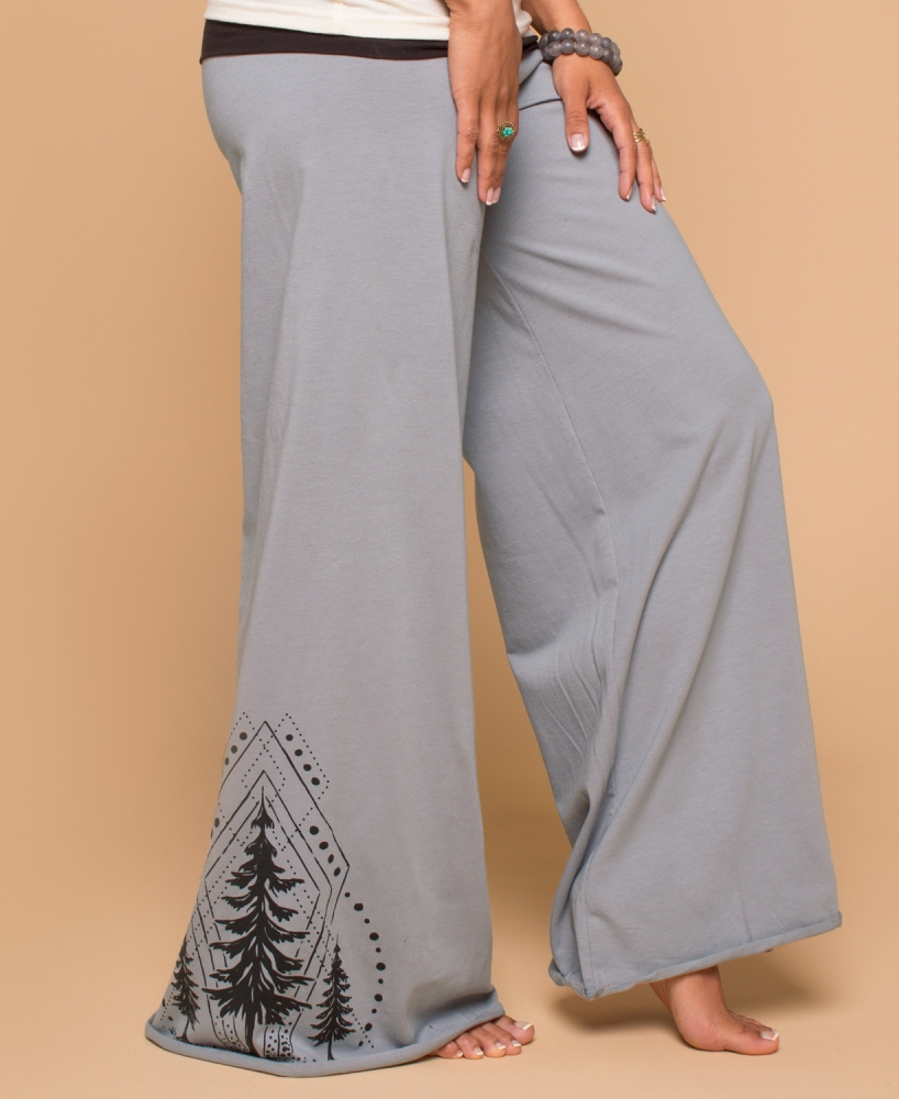 Flow Collection: Sacred Pine Flowy Pants