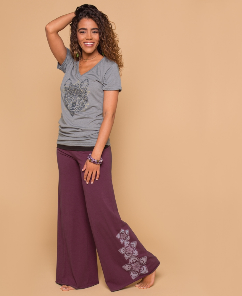 Flow Collection: Lotus Flowy Pants