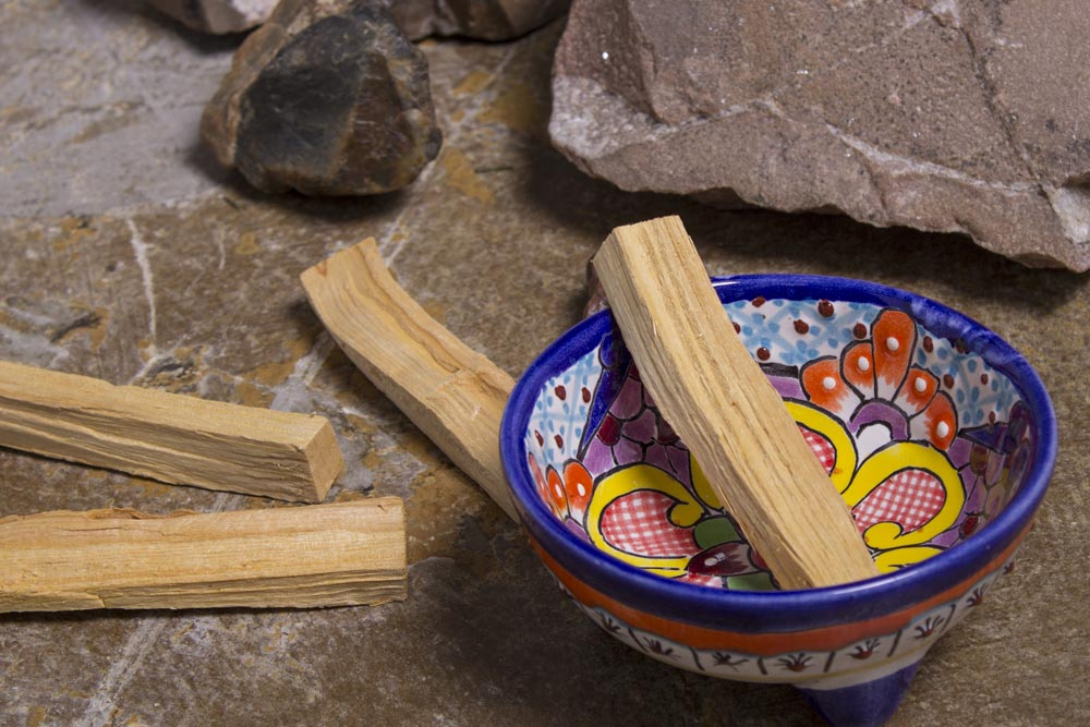 All About Palo Santo | Soul Flower Blog | Soulflower | Incense | Meditation | Yoga | New Age | Spirituality