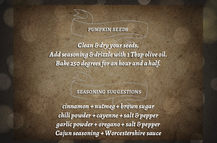 Seeds2 chillsandthrills - Chills & Thrills for Halloween Night