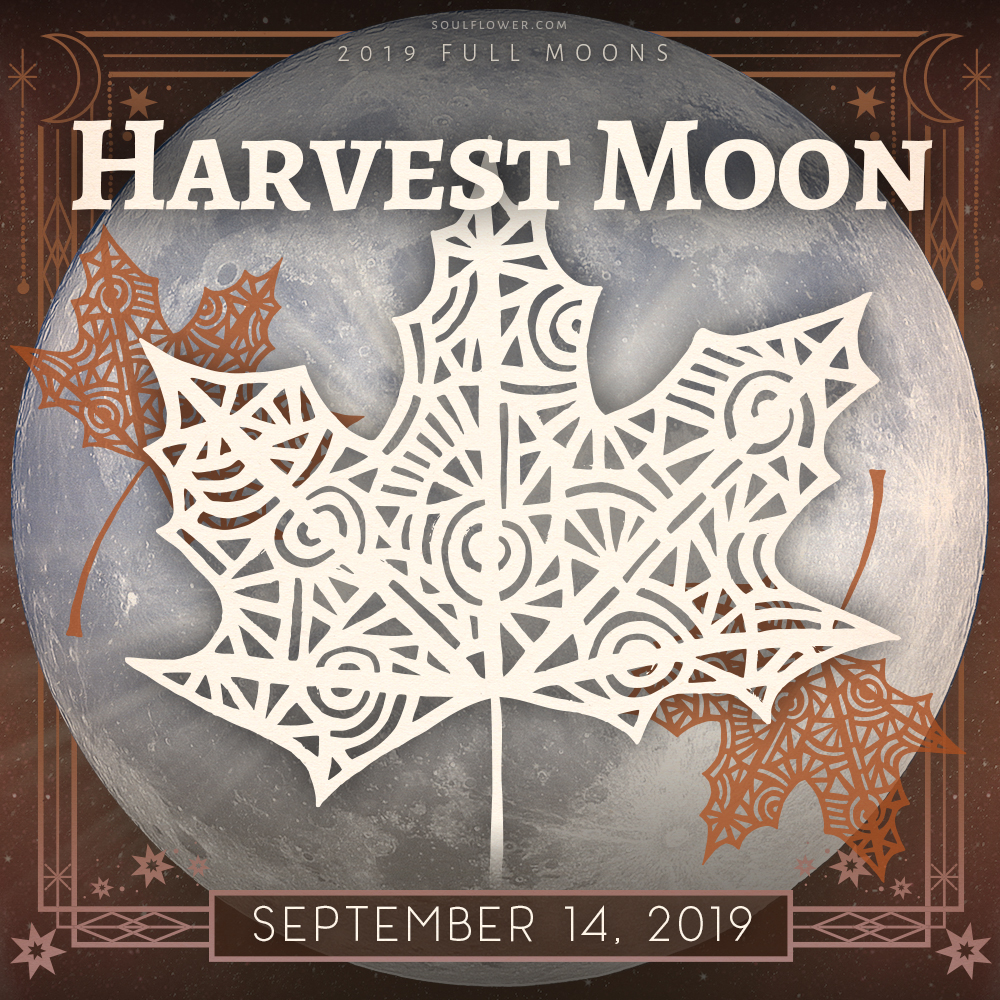 Sept 2019 full moon - 2019 Full Moon Calendar - Celebrate the Full Moon