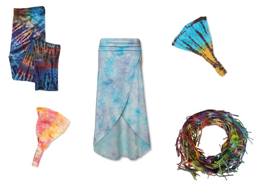 Tie Dye blog post - Top 5 Must-Haves for Festival Season