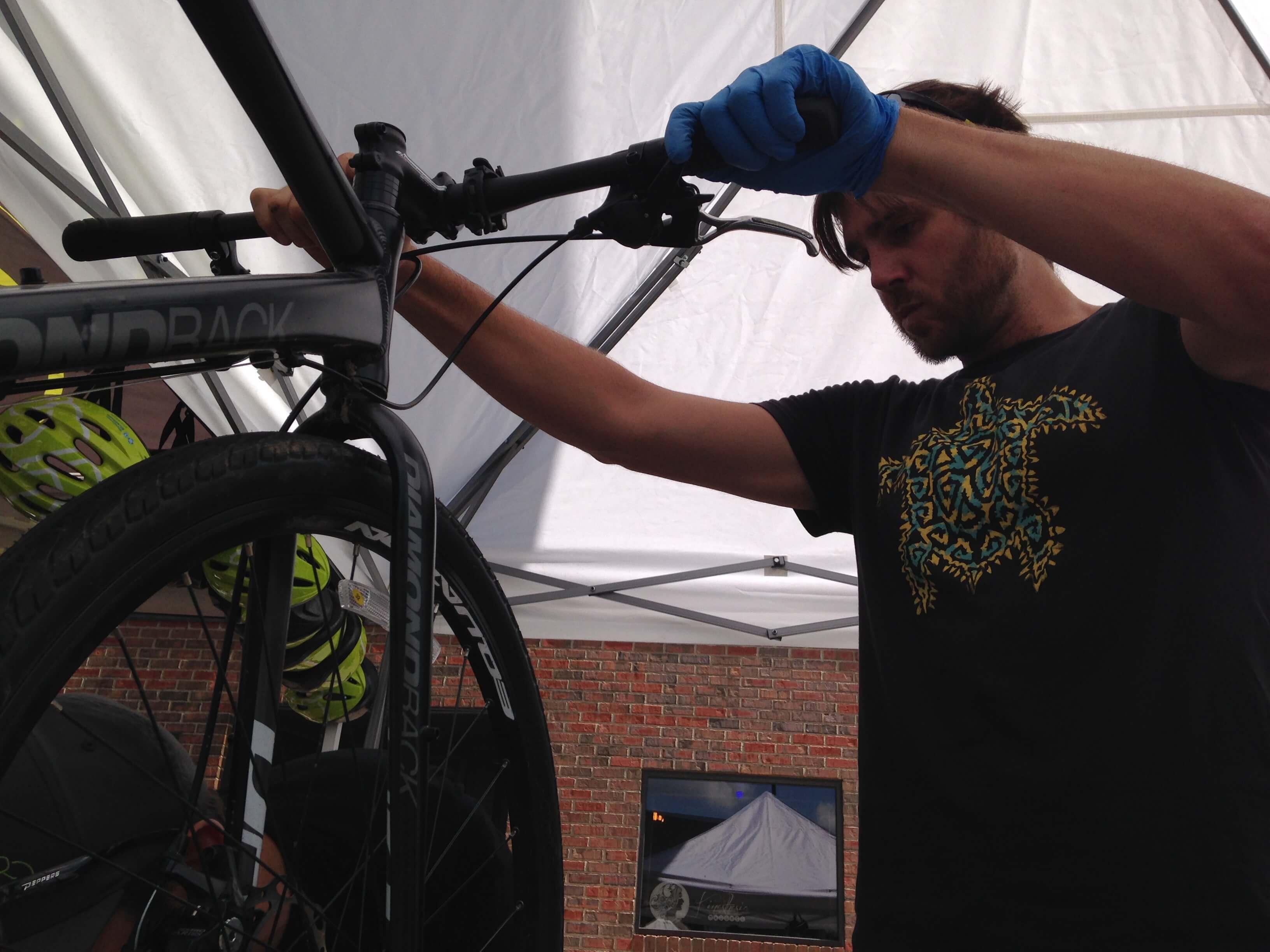 Fixin' Bikes | Soul Flower Blog