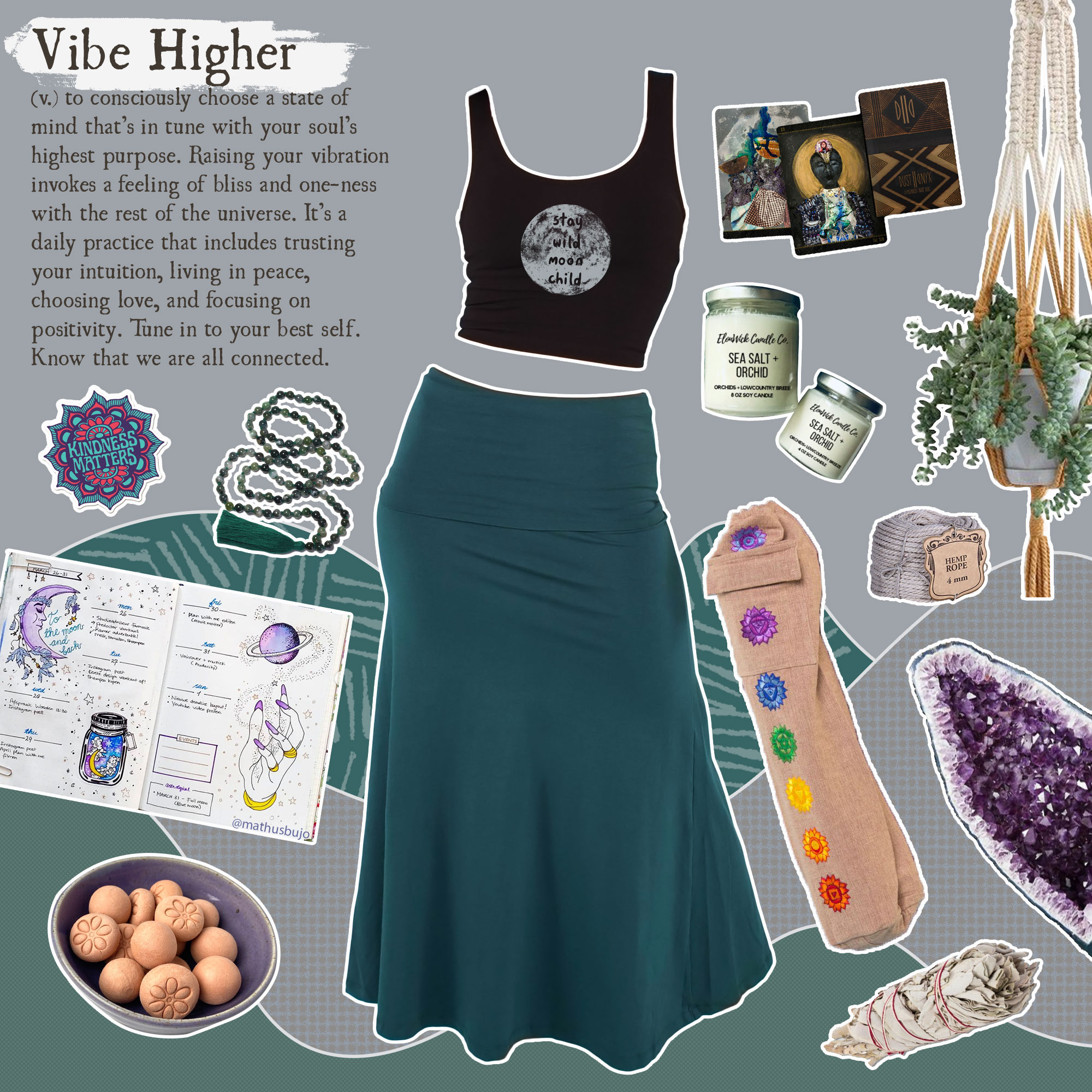 VibeHigher Blog - What's Your Style? Find Your Best Outfit!