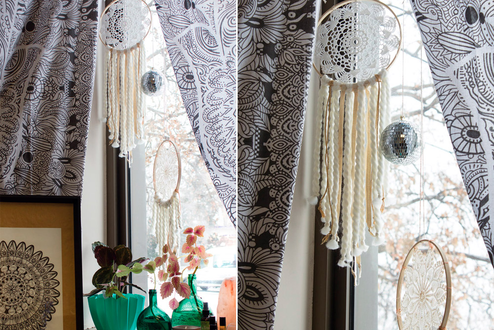 WALLHANGER - DIY Boho Wall Hanging - Easy Dream Catcher