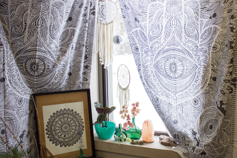 WALLHANGER2 - DIY Boho Wall Hanging - Easy Dream Catcher
