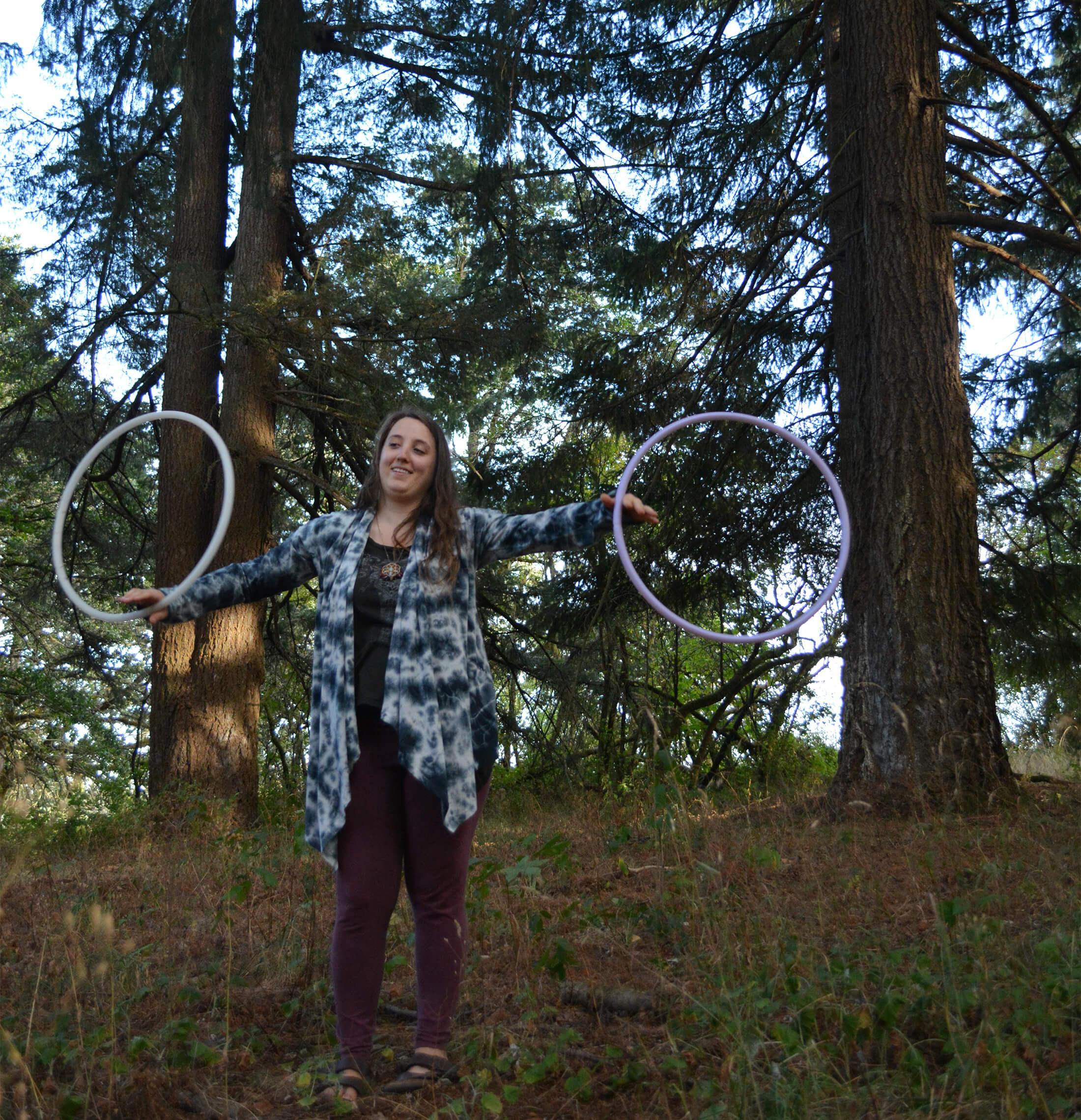 abbi hoop 4 - More Than Plastic Circles