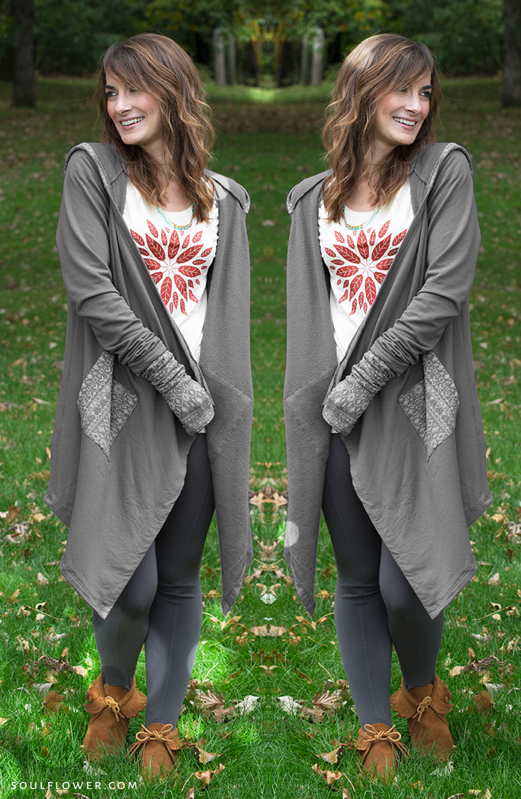 autumn outfits to copy 14 - 16 Free Spirit Outfits to Copy Now