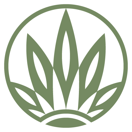 badge white behind - Soul Flower's New Logo!