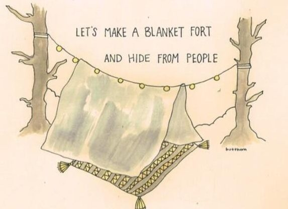 How to Make a Blanket Fort: Boho Gypsy Style