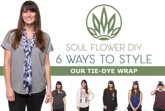 blog tie dyewrap 640x430 - 6 Ways to Style Our Tie-Dye Wrap