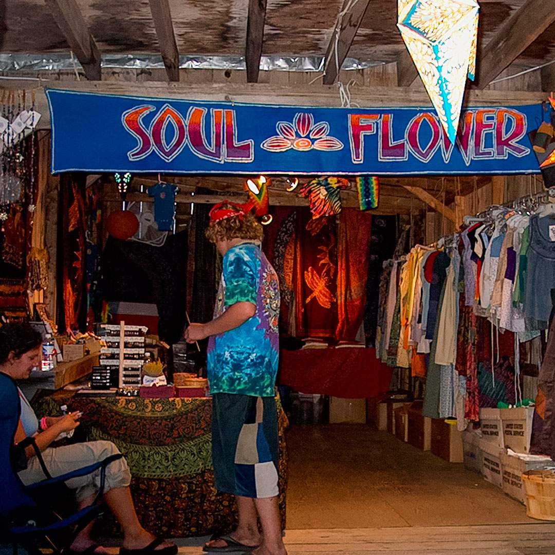 booth3 - Soul Flower's 20 Year Anniversary: October 2019
