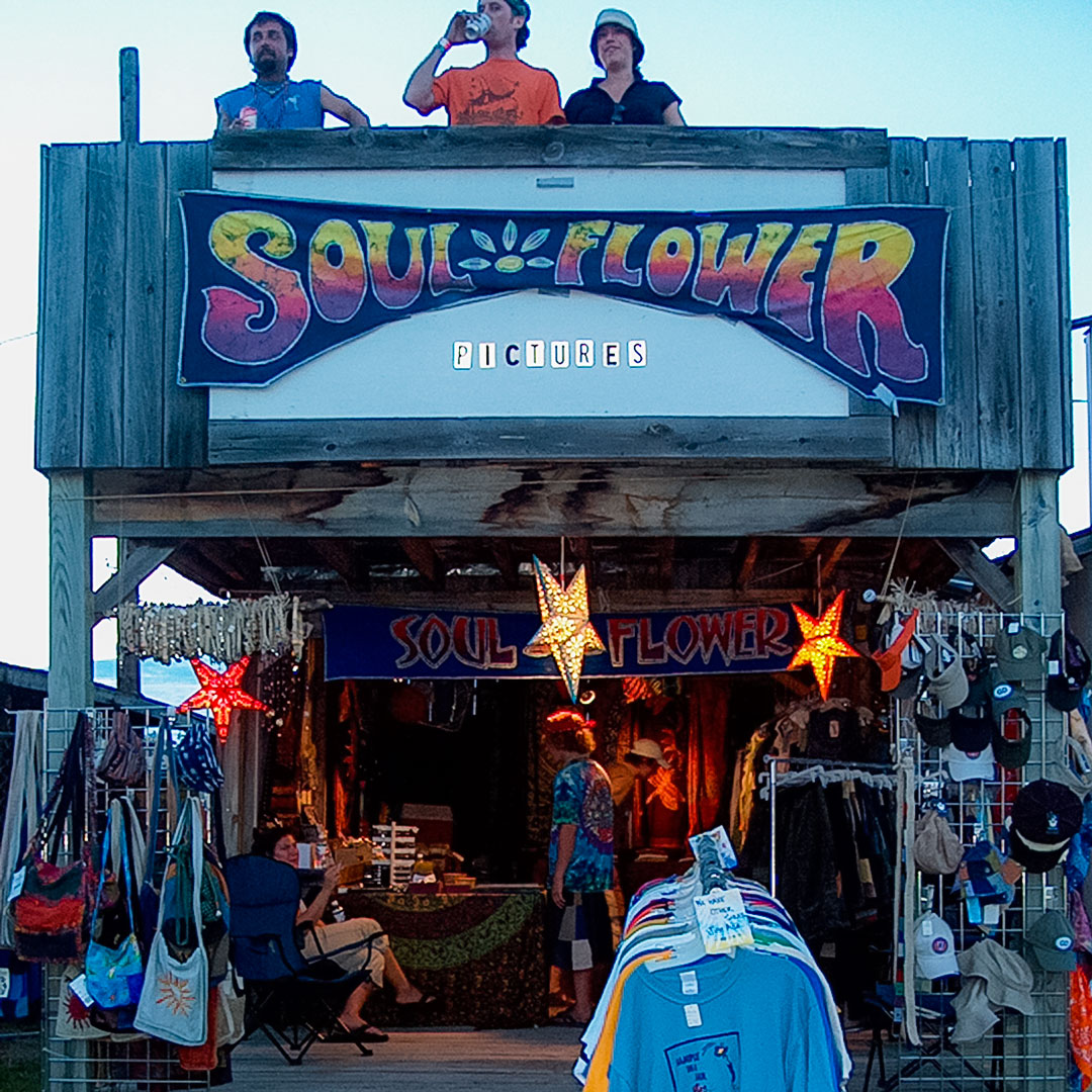 booth4 - Soul Flower's 20 Year Anniversary: October 2019